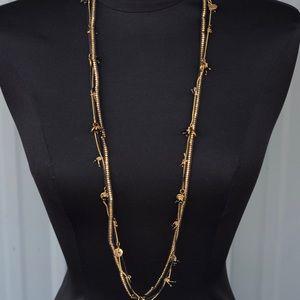 New Beaded Long Treska Necklace